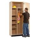 Wardrobe Cabinet by Diversified Woodcrafts