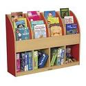 Click here for more Colorful Essentials Single-Sided Book Stand by ECR4Kids by Worthington
