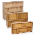 Click here for more SmartChoice Open Shelf Storage Units by Tot-Mate by Worthington