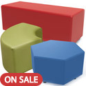 Sonik Soft Seating Benches and Packages by Marco Group