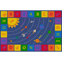 Solar System Carpet by Learning Carpets