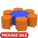 Click here for more Sonik Flower Soft Seating Set by Marco Group by Worthington