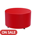 Sonik Round Ottoman Seating by Marco Group