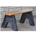 Sport Outdoor Benches by Frog Furnishings