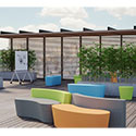 Click here for more Flowform Outdoor Soft Seating by Smith System by Worthington