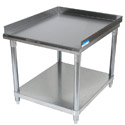 Click here for more Stainless Steel Equipment Stand by Diversified Woodcrafts by Worthington