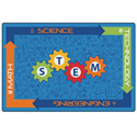 STEM Value Rug by Carpets for Kids