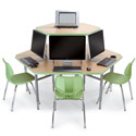 Click here for more Computer Cluster Workstations by Worthington