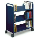 Click here for more Library Book Carts and Book Trucks by Worthington