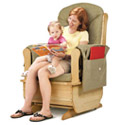 Click here for more Rocking Chairs and Gliders by Worthington