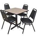 Click here for more Cafe Tables & Break Room Tables Quick Ship by Worthington