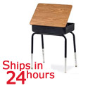 Click here for more Virco 751 Lift Lid Desk 24 Hour Quick Ship by Worthington