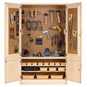 Click here for more Workshop & Tool Storage Cabinets by Worthington