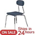 Click here for more Scholar Craft Solid Plastic Chairs- Quick Ship by Worthington