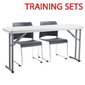 Click here for more Training Seminar Table & Chair Packages by Worthington