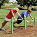 Click here for more Outdoor Fitness Equipment by Worthington