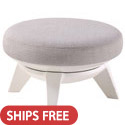 Click here for more Sway Ottoman by KI by Worthington