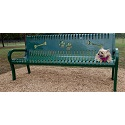 Click here for more Pooch Perch Bench by UltraPlay by Worthington