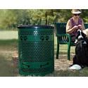Tidy Up Trash Receptacle by UltraPlay