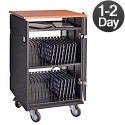 32 Tablet Charging Cart by Oklahoma Sound