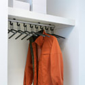 Click here for more Tertio Coat Hook Strips by Magnuson Group by Worthington