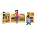 Toddler Kitchens by Jonti-Craft
