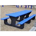 Click here for more Toddler Outdoor Picnic Table by Jayhawk Plastics by Worthington