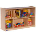 Click here for more Single Toy & Block Storage by Angeles by Worthington