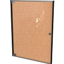 Click here for more Ultra Enclosed Bulletin Board Cabinet by Best-Rite by Worthington