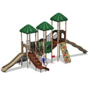 Click here for more Rainbow Lake Playground in Natural Colors by UltraPlay by Worthington