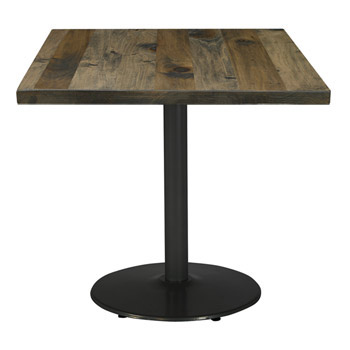 Click here for more Urban Loft Round Cast Iron Base Cafe Tables by KFI by Worthington