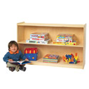 Click here for more Value Line Birch Mobile 2-Shelf Storage by Angeles by Worthington