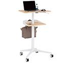 Click here for more Vum Mobile Workstation by Safco Products by Worthington