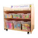 Click here for more Preschool STEM Cart by Whitney Brothers by Worthington