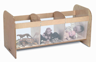 Click here for more Toy Storage Box by Whitney Brothers by Worthington