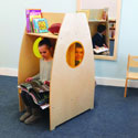 Two Sided Reading Pod by Whitney Brothers