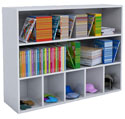 Click here for more Whitney White Cubby & Shelf Cabinet by Whitney Brothers by Worthington