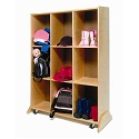 Click here for more 9 Cubby Storage & Teaching Center Whitney Brothers by Worthington