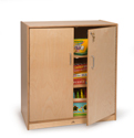 Click here for more Locking Storage Cabinet by Whitney Brothers by Worthington