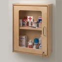 Click here for more Medicine/ First Aid Wall Cabinet by Whitney Brothers by Worthington