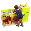 Click here for more Let's Play Toddler Kitchen Combo by Whitney Brothers by Worthington