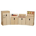 Click here for more Tip-Me-Not Appliances by Wood Designs by Worthington