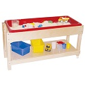 Click here for more Sand & Water Table with Lid/Shelf by Wood Designs by Worthington