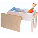 Petite Tot Sand & Water/Sensory Table by Wood Designs