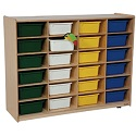 Click here for more Large Tray Storage by Wood Designs by Worthington