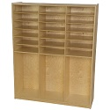 Click here for more Storage Shelf Locker by Wood Designs by Worthington