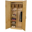 Click here for more Teacher's Wardrobe Cabinets by Wood Designs by Worthington