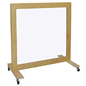 Click here for more Mobile Room Dividers by Wood Designs by Worthington