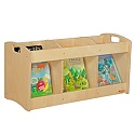 Click here for more See-All Toddler Book Browser by Wood Designs by Worthington