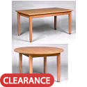 Click here for more LF Series Library Tables by Georgia Chair by Worthington